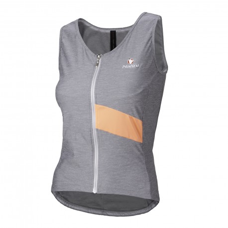 Fantasia Zip Lady Tank